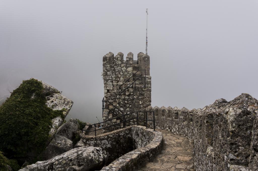 ¿Qué ver en Sintra en 1 día? Castelo dos Mouros.