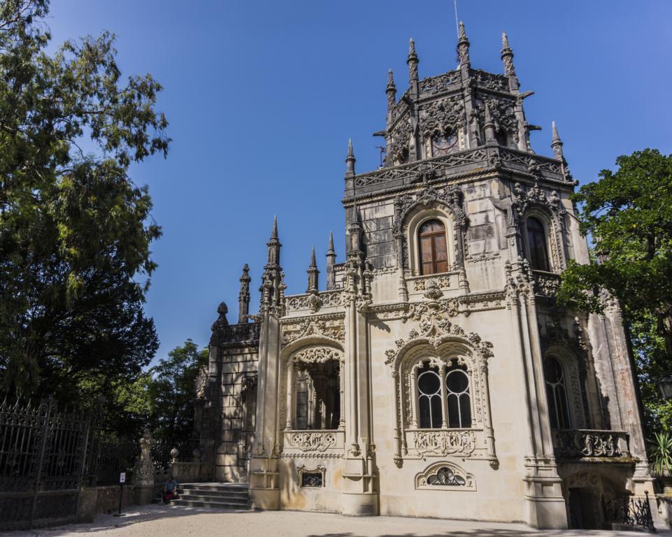¿Qué ver en Sintra en 1 día? Quinta da Regaleira.