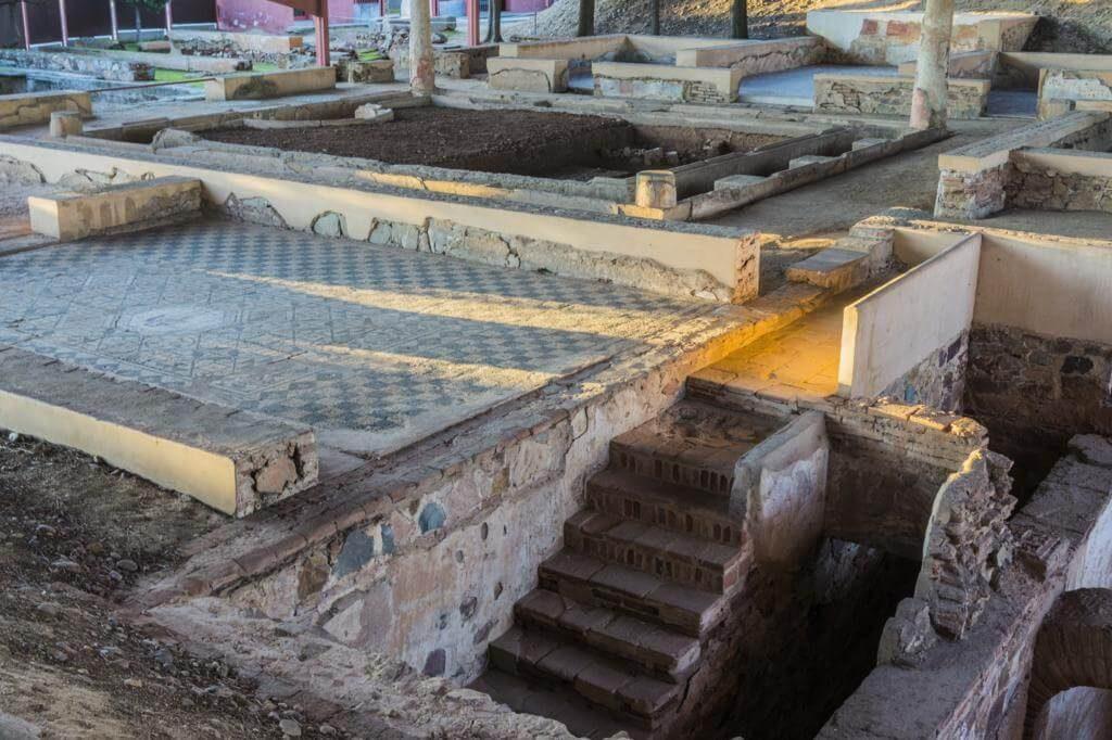 ¿Qué ver en Mérida en dos días? Casa del Mitreo.