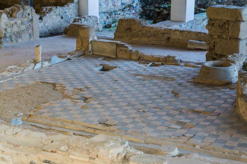 Zona arqueológica de Morerías.