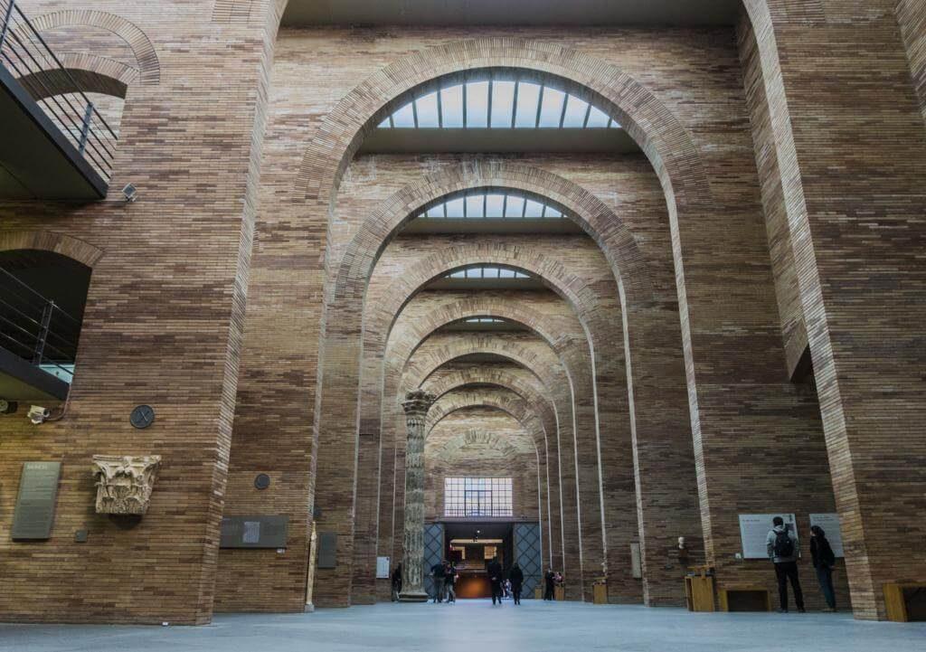 Museo Nacional de Arte Romano.