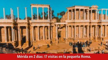 ¿Qué ver en Mérida en dos días?