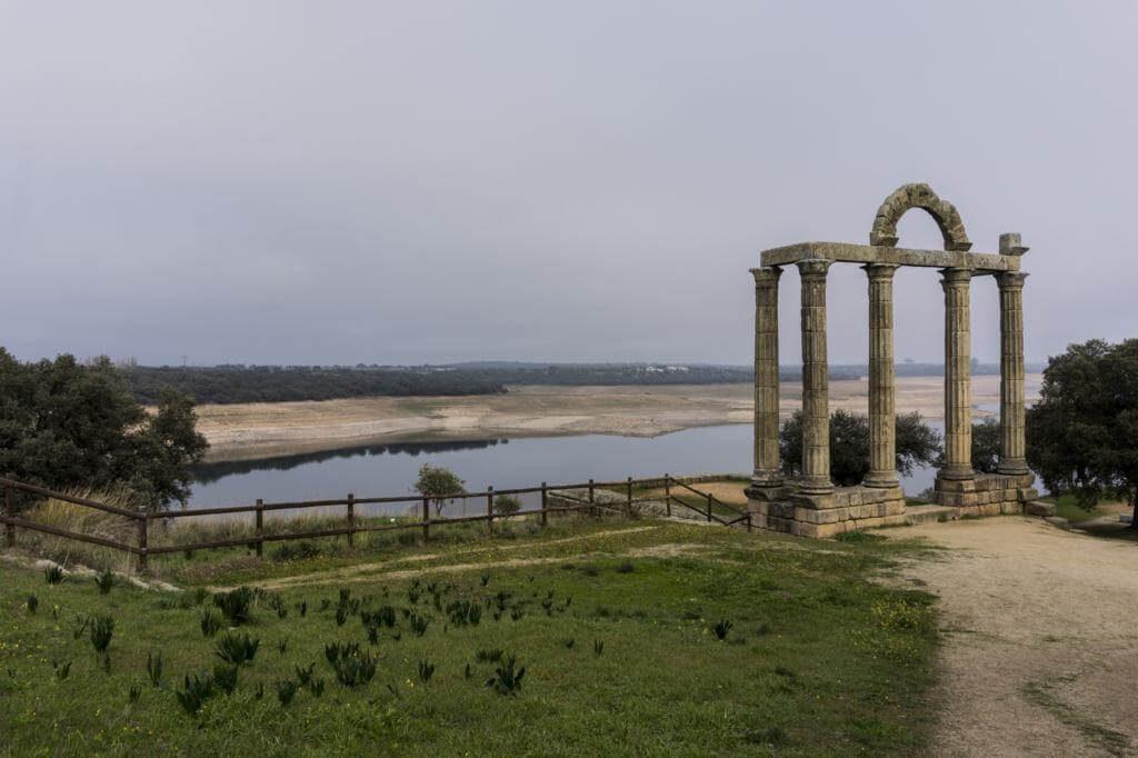 Ruinas Romanas de Augustóbriga.
