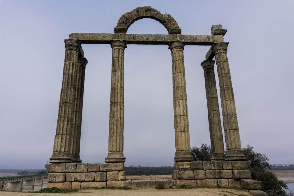 Templo de los Mármoles.