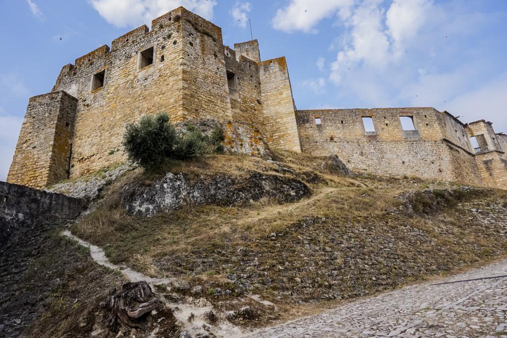 Castillo Templario de Tomar.
