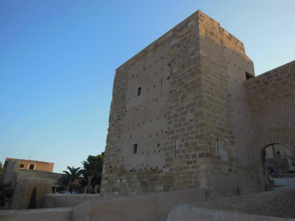 Castillo de Alicante.