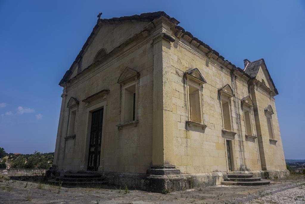 Ermita de Nuestra Señora de la Concepción en Tomar.