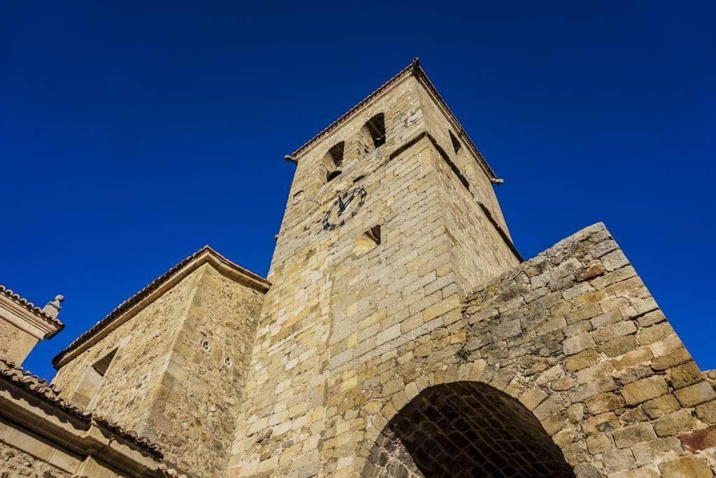 ¿Qué ver en Hervás? Iglesia de Santa María.