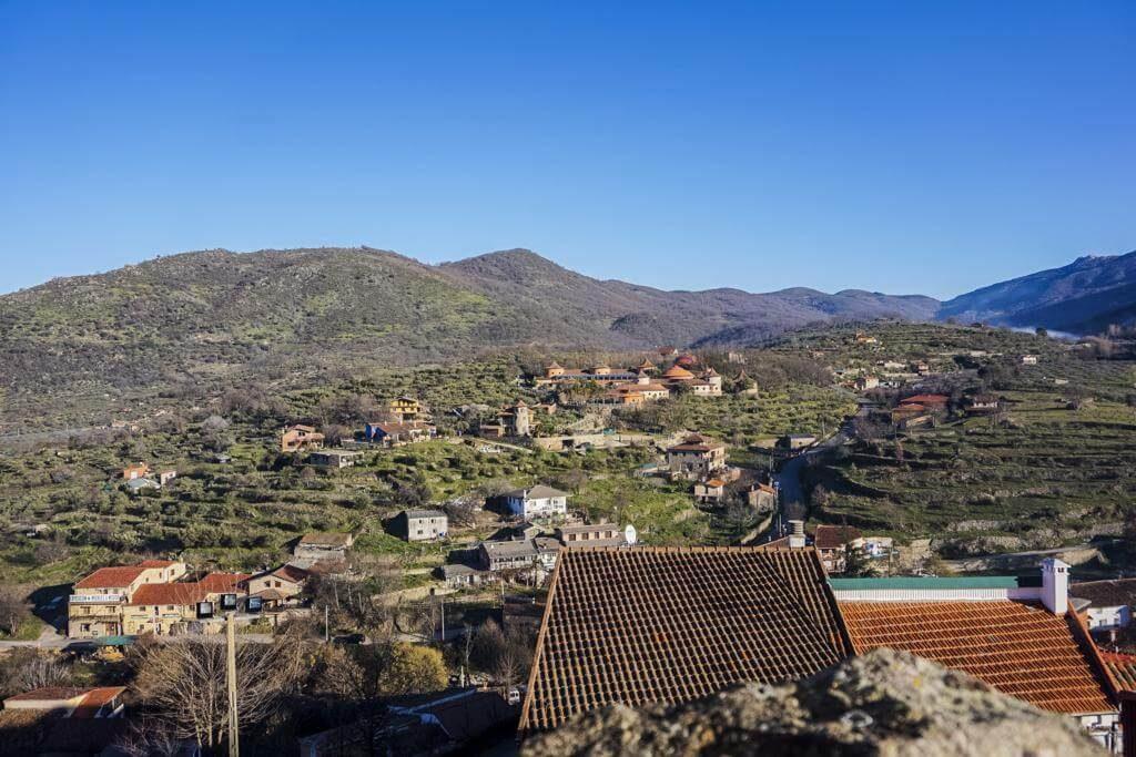Vistas desde la Iglesia de Santa María.