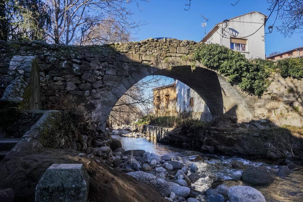 Puente de la Fuente Chiquita.