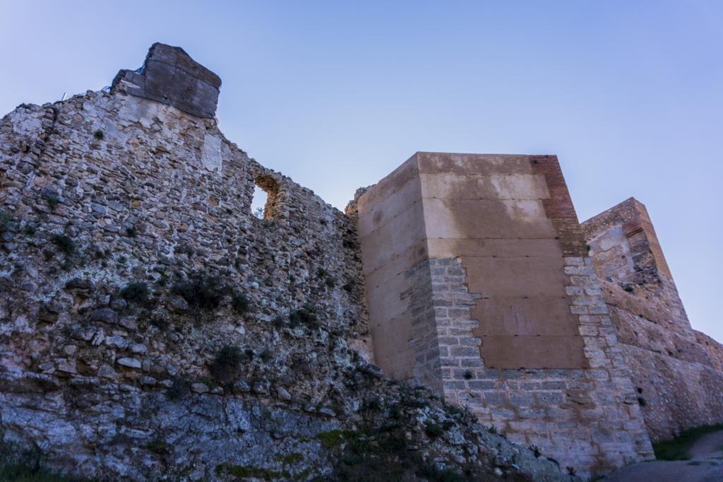 Castillo de Ayora.
