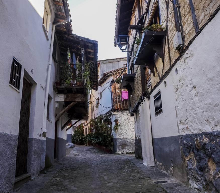Barrio Judío de Hervás.