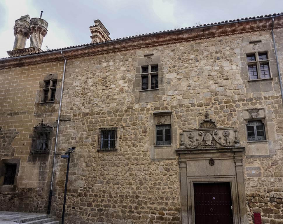 Palacio Episcopal de Plasencia.