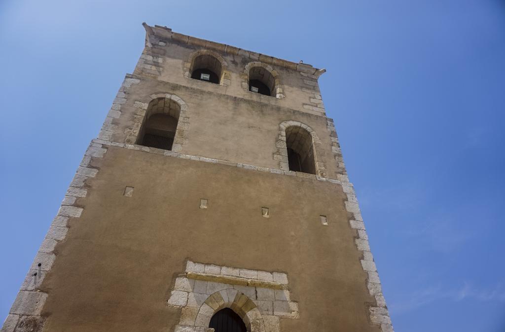 Torre de la Vigilancia en Tomar.