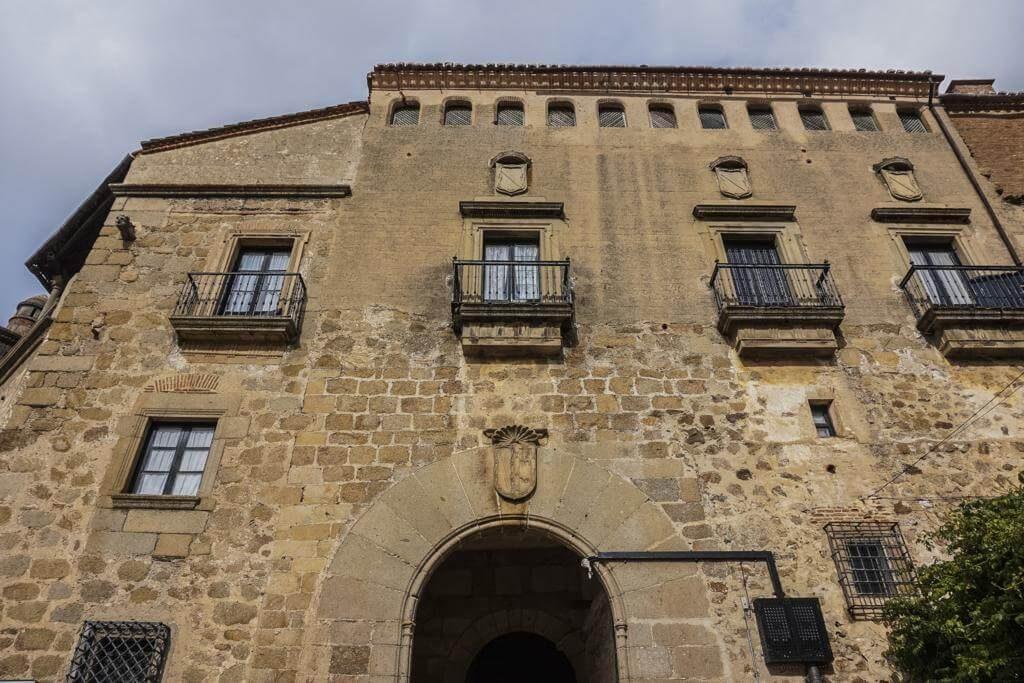 Palacio del Marquesado de Mirabel.