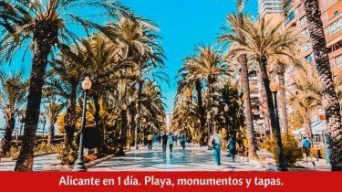 ¿Qué ver en Alicante en 1 día?
