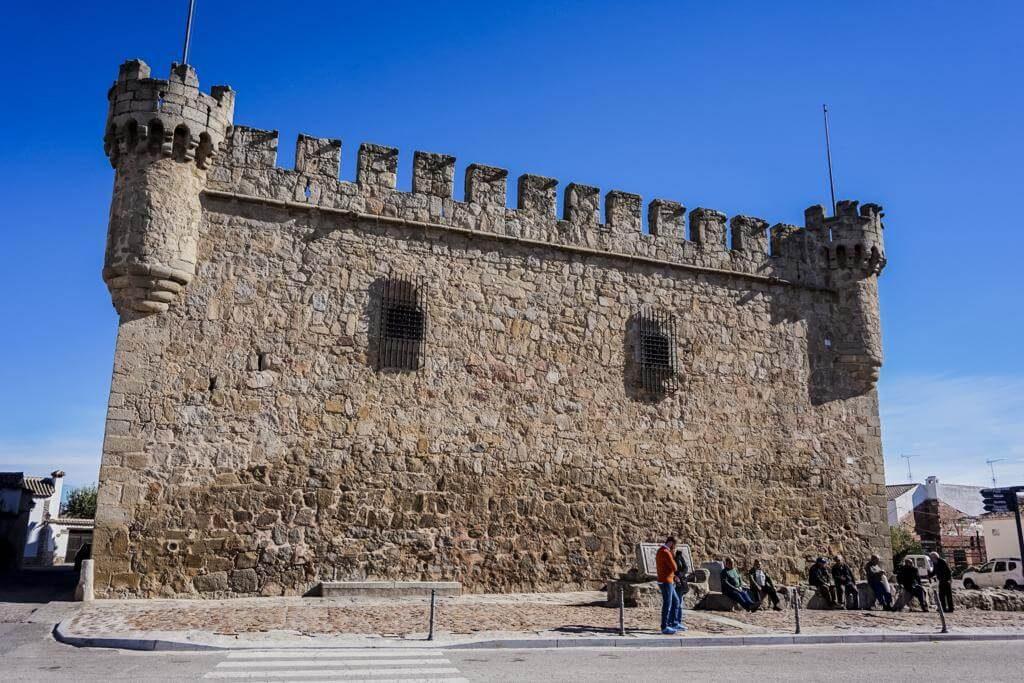 Castillo de Orgaz.