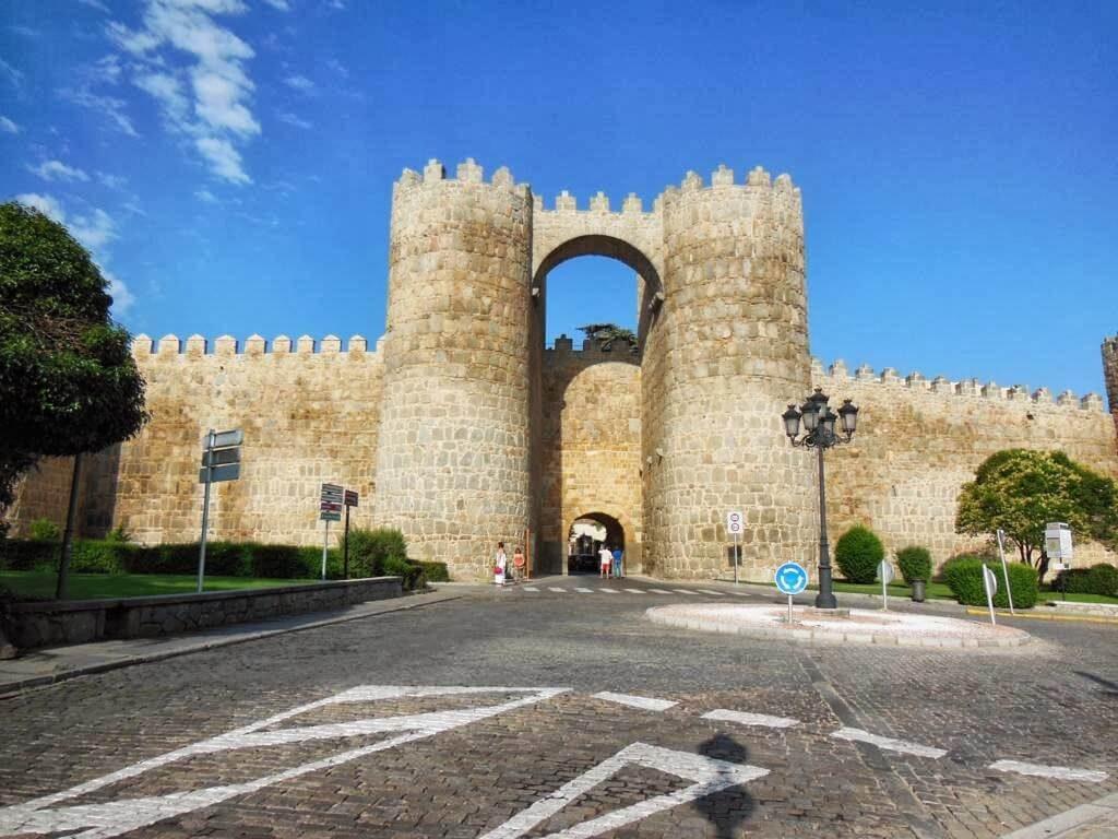 Puerta de acceso a la Muralla