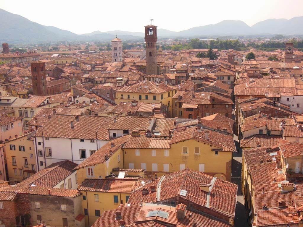 Lucca, una de las ciudades más bonitas de la Toscana