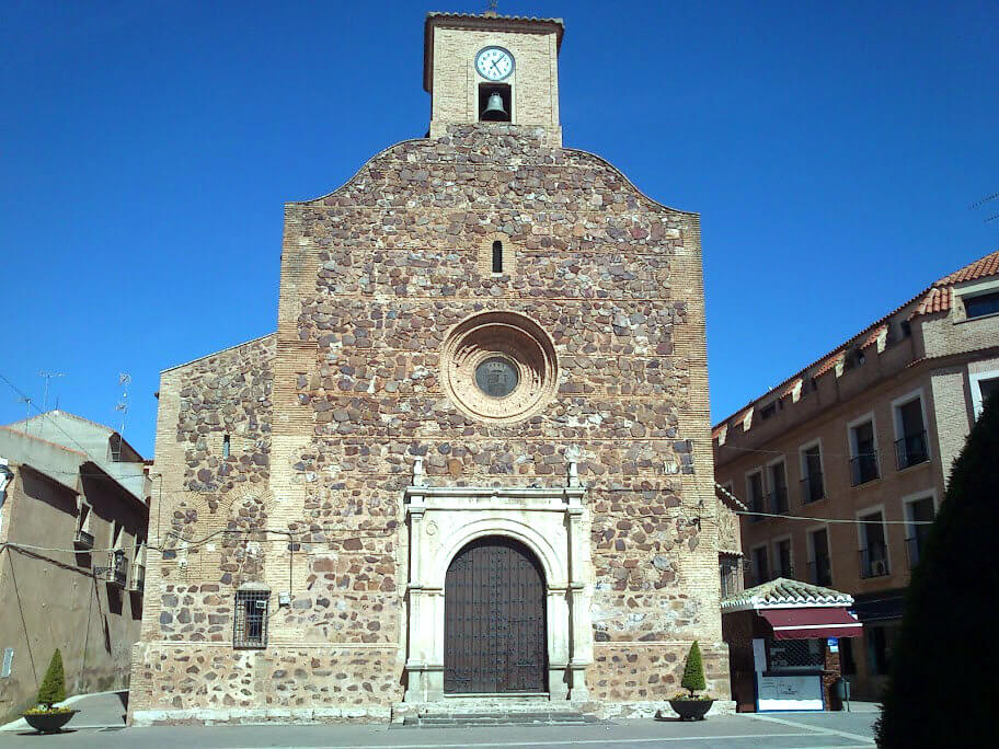 Iglesia de San Felipe y San Santiago