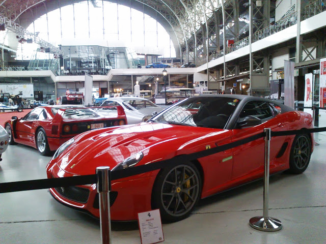 Precioso deportivo de Ferrari.
