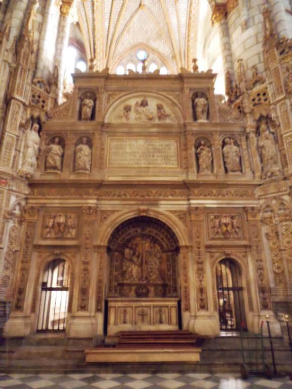 La catedral es de estilo gótico