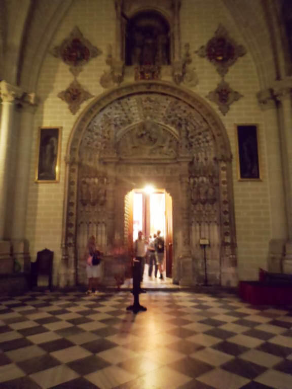 Bello edificio religioso