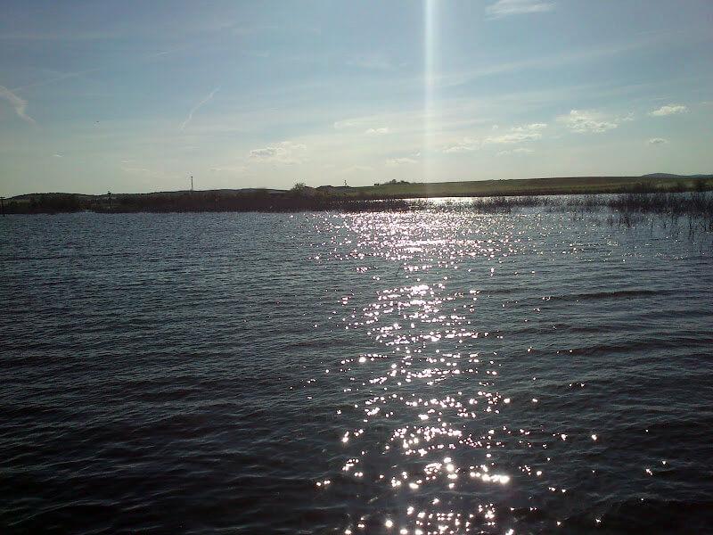 Lugar idóneo para pescar.