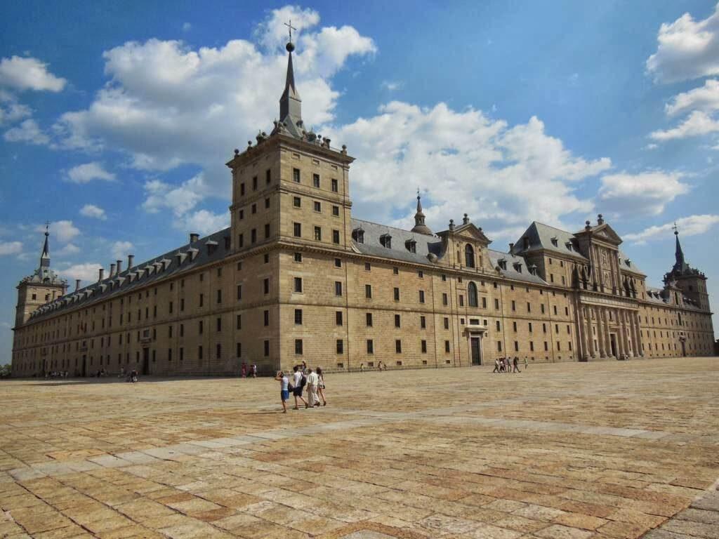 Edificio de San Lorenzo de El Escorial