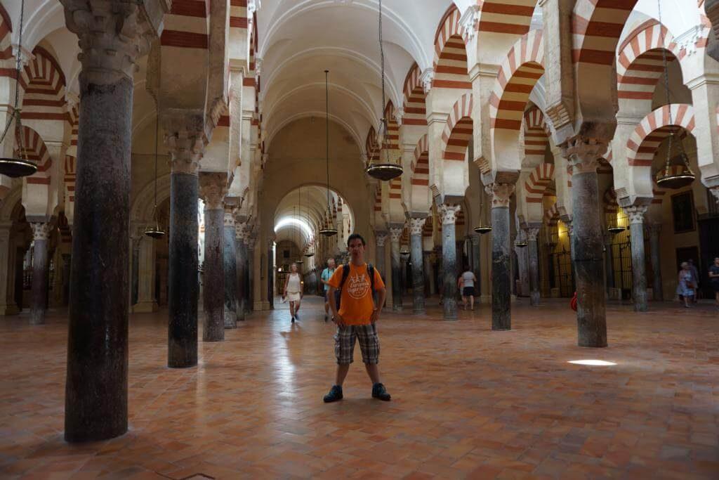 Europeos Viajeros en Córdoba.