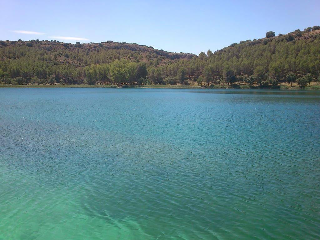 15 lagunas y 30 kilómetros