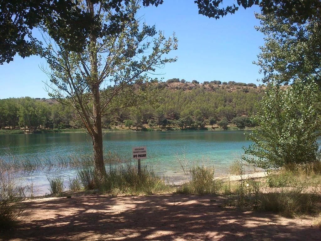 Las lagunas fueron declaradas Parque Natural en el año 1979 por el Gobierno de Castilla-La Mancha.