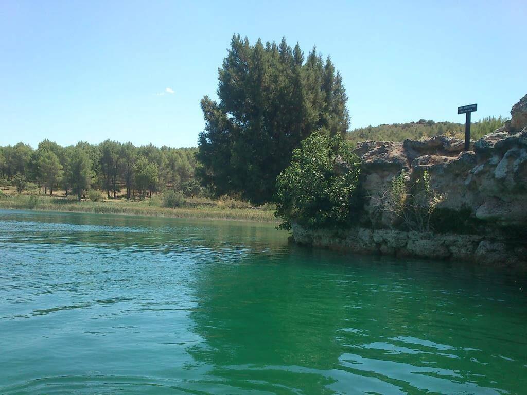 Las lagunas son un paraje excepcional que cautivará a todos los turistas.