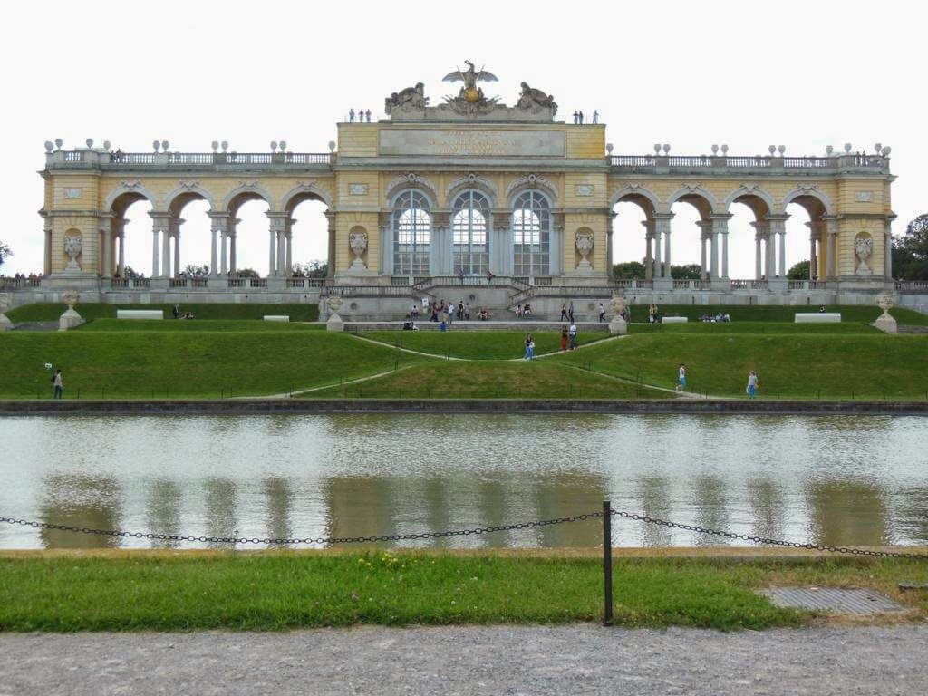 Glorieta del Palacio Schonbrunn