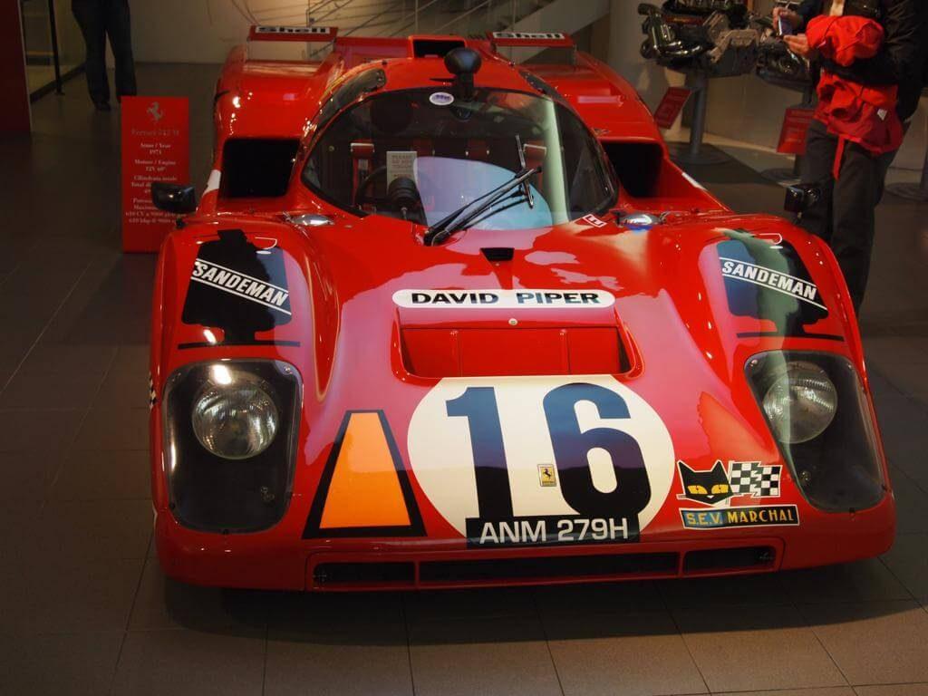 Ferrari 312 M