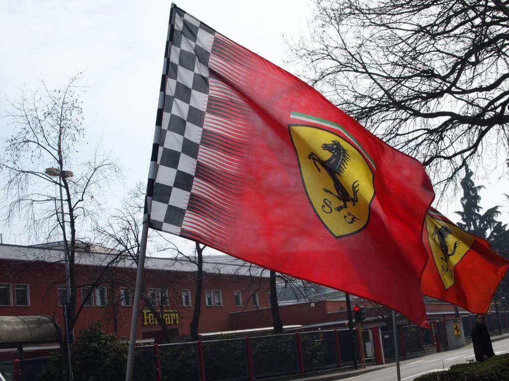 Museo Ferrari en Maranello