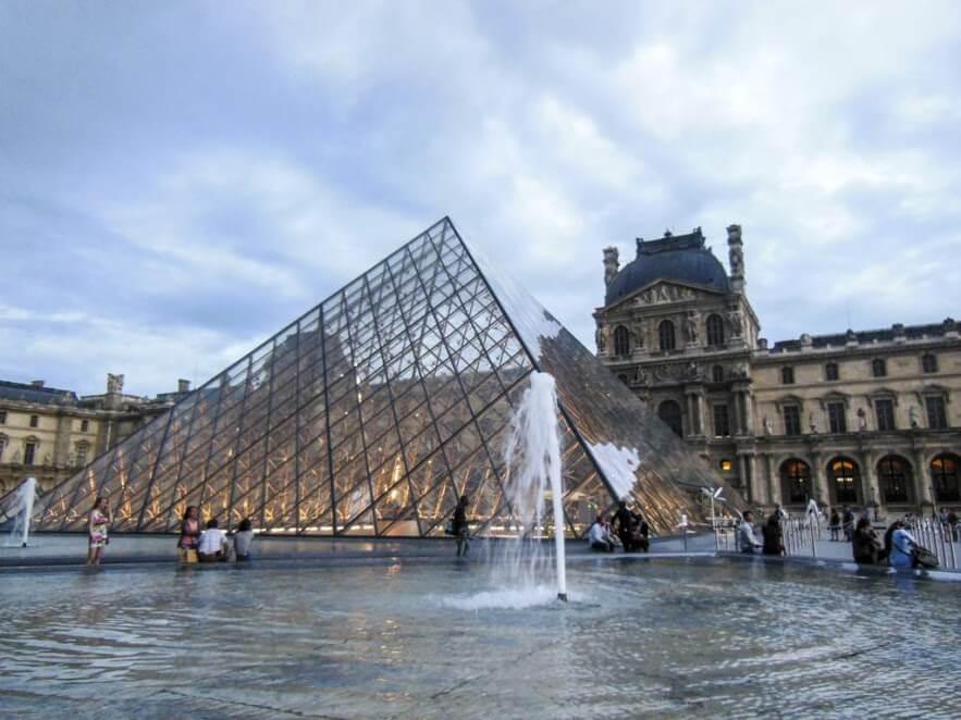 El Louvre es uno de los museos virtuales gratis