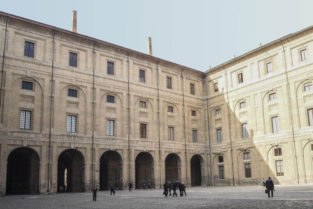 Palazzo della Pilotta.