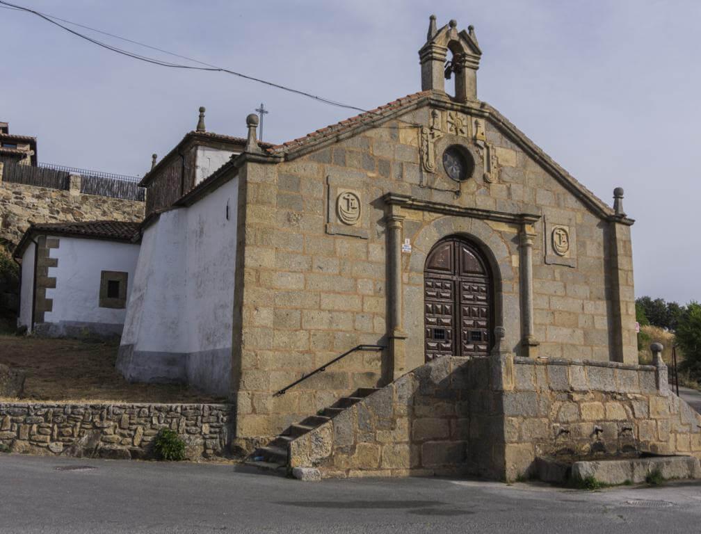 Ermita del Santísimo Cristo del Caño.