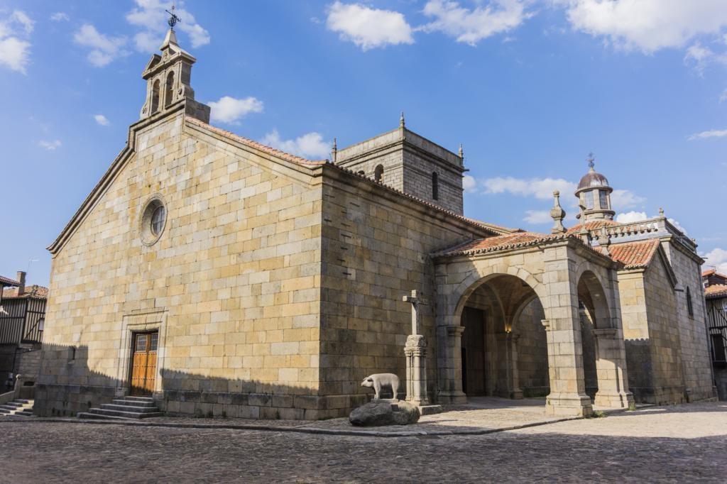 Iglesia de Nuestra Señora Asunción en La Alberca.