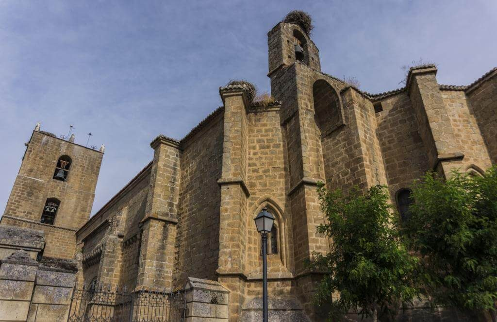 Iglesia Parroquial de la Asunción de Nuestra Señora en el Barco de Ávila.