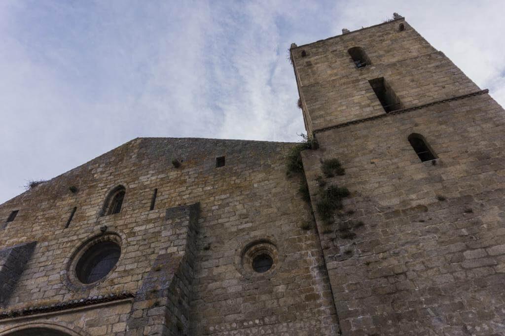 ¿Qué ver en el Barco de Ávila? Iglesia parroquial.