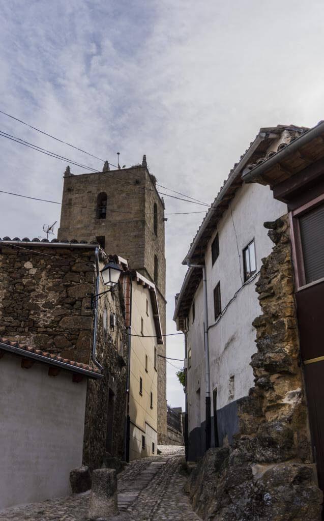 Calle de la Gallareta.