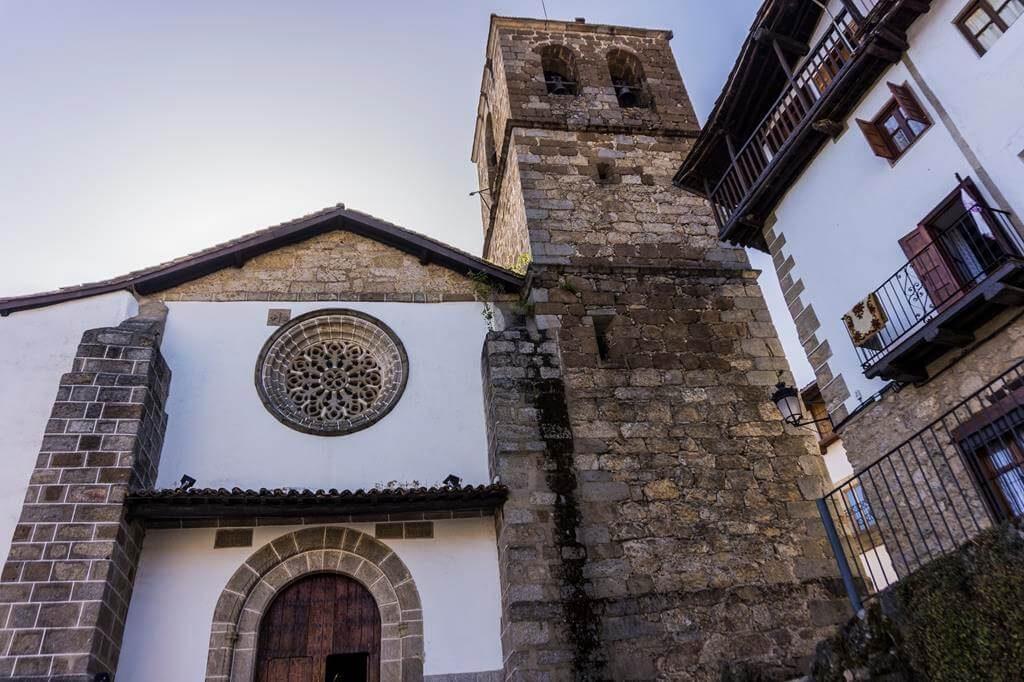 Iglesia de Nuestra Señora de la Asunción de Candelario.