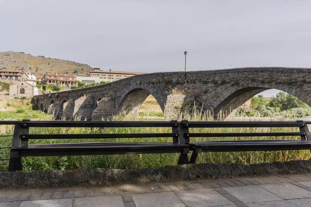 Puente Medieval del Barco de Ávila.
