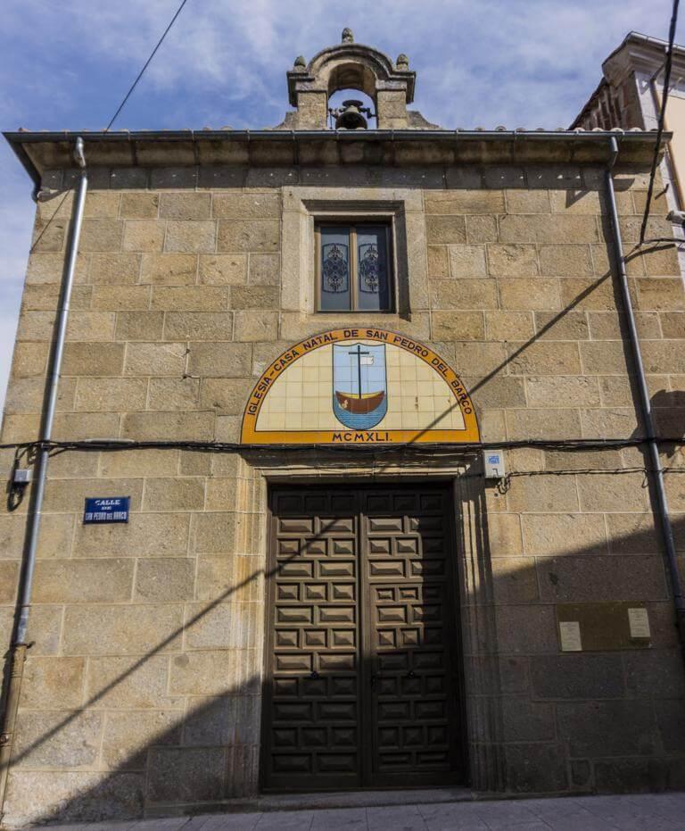 Ermita de San Pedro.