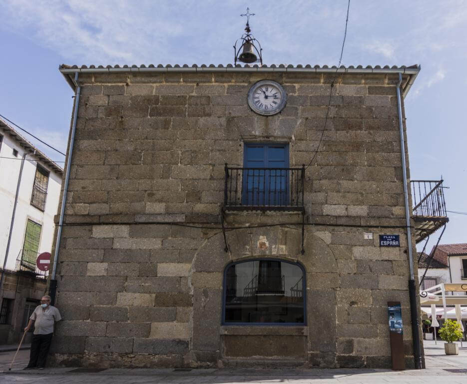 Casa del Reloj.