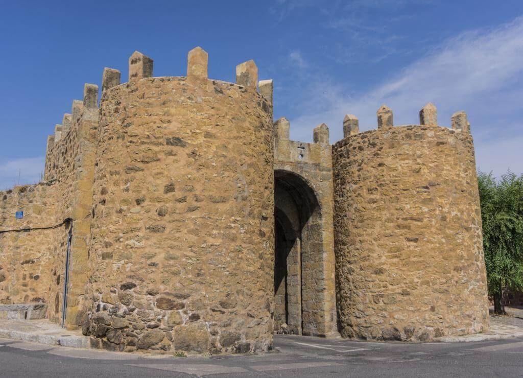 Puerta del Ahorcado.
