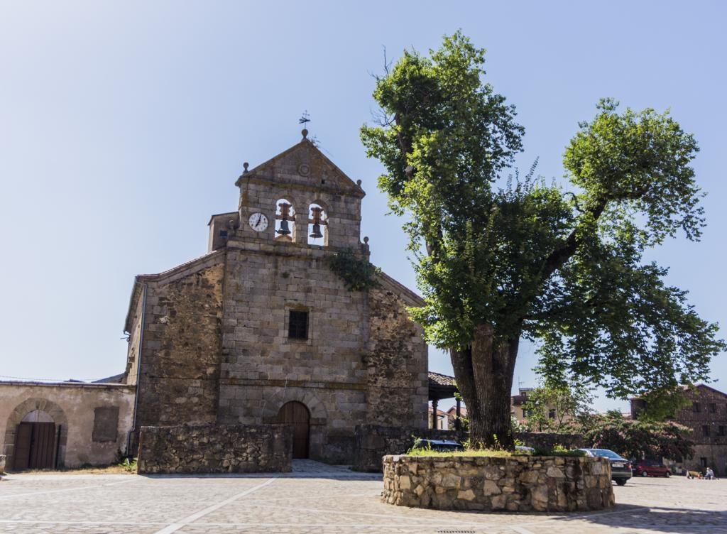 Iglesia Parroquial de Villanueva del Conde.