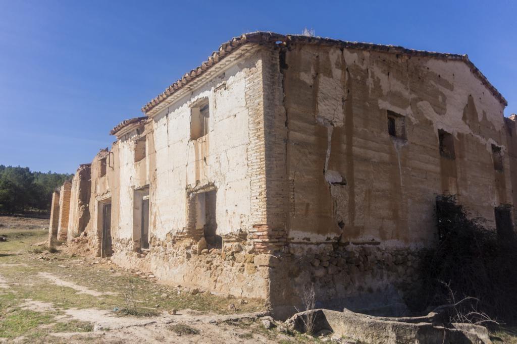 Molino de Papel en Letur.